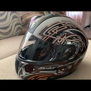 Brand new never worn Harley Helmet